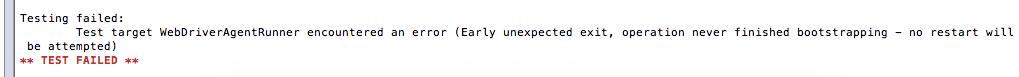 在MAC上搭建Appium的过程